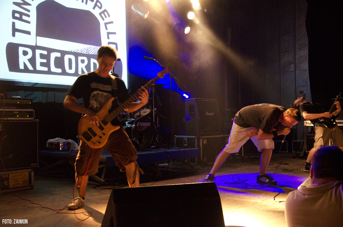 APE UNIT | 1 agosto 2012 | live @Nuvolari (CN) | 12