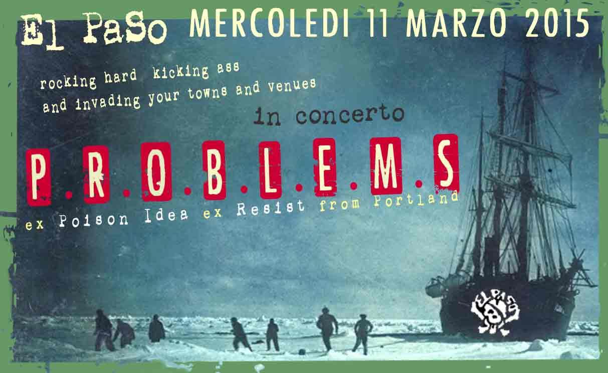 problems 11 mar el paso