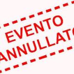 EVENTO ANNULLATO logo