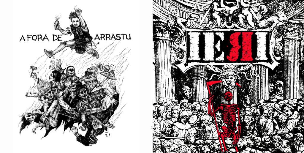 A Fora De Arrastu / Feccia Tricolore - Split
